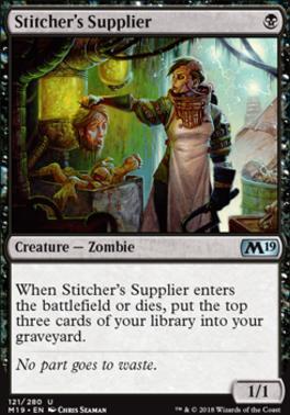 Core Set 2019: Stitcher's Supplier