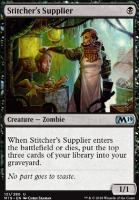 Core Set 2019: Stitcher's Supplier
