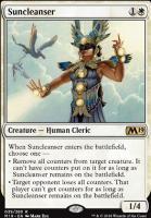 Core Set 2019: Suncleanser