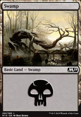 Core Set 2019: Swamp (269 A)