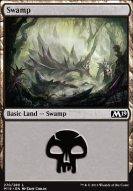 Core Set 2019: Swamp (270 B)