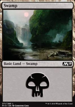 Core Set 2019: Swamp (271 C)