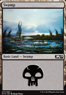 Core Set 2019: Swamp (272 D)