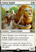 Core Set 2019: Valiant Knight