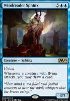 Core Set 2019: Windreader Sphinx