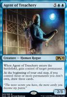 Core Set 2020 Foil: Agent of Treachery