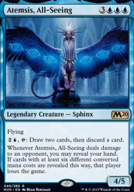 Core Set 2020: Atemsis, All-Seeing
