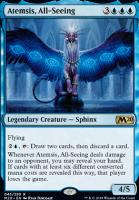 Core Set 2020 Foil: Atemsis, All-Seeing