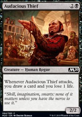 Core Set 2020: Audacious Thief