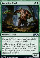 Core Set 2020 Foil: Barkhide Troll