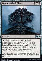 Core Set 2020: Bloodsoaked Altar