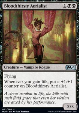 Core Set 2020: Bloodthirsty Aerialist