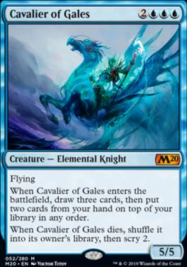 Core Set 2020: Cavalier of Gales