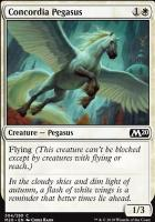 Core Set 2020: Concordia Pegasus (Welcome Deck)