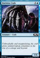 Core Set 2020 Foil: Fortress Crab