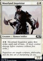 Core Set 2020 Foil: Moorland Inquisitor