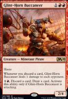 Core Set 2020: Glint-Horn Buccaneer