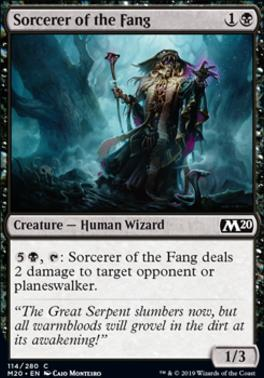 Core Set 2020: Sorcerer of the Fang