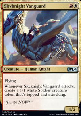 Core Set 2020: Skyknight Vanguard