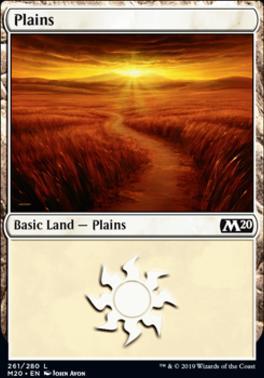 Core Set 2020: Plains (261 A)