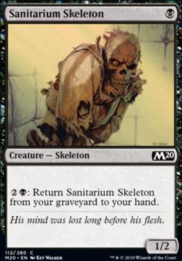 Core Set 2020: Sanitarium Skeleton