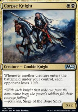 Core Set 2020: Corpse Knight