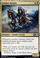 Core Set 2020 Foil: Corpse Knight
