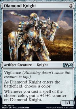 Core Set 2020: Diamond Knight