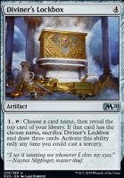 Core Set 2020 Foil: Diviner's Lockbox