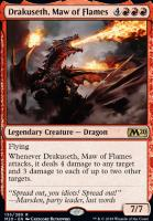 Core Set 2020: Drakuseth, Maw of Flames