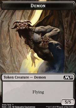 Core Set 2020: Demon Token
