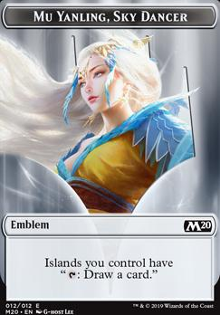 Core Set 2020: Emblem (Mu Yanling, Sky Dancer)