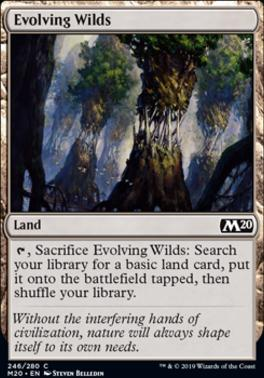 Core Set 2020: Evolving Wilds