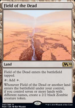 Core Set 2020: Field of the Dead