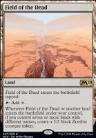 Core Set 2020: Field of the Dead