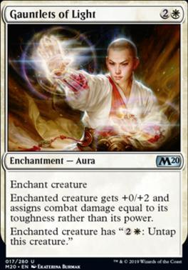 Core Set 2020: Gauntlets of Light