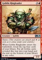 Core Set 2020: Goblin Ringleader
