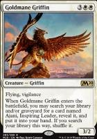 Core Set 2020: Goldmane Griffin (Planeswalker Deck)