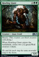 Core Set 2020: Howling Giant