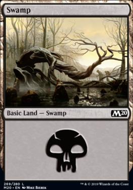 Core Set 2020: Swamp (269 A)