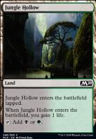 Core Set 2020 Foil: Jungle Hollow