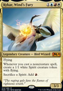 Core Set 2020: Kykar, Wind's Fury