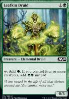Core Set 2020: Leafkin Druid