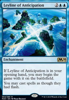 Core Set 2020: Leyline of Anticipation