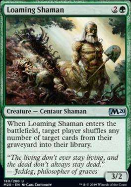 Core Set 2020: Loaming Shaman