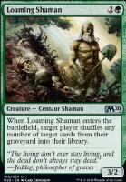 Core Set 2020 Foil: Loaming Shaman
