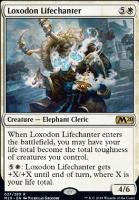 Core Set 2020: Loxodon Lifechanter