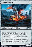 Core Set 2020: Meteor Golem