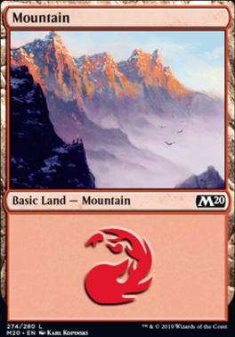 Core Set 2020: Mountain (274 B)