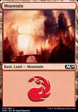 Core Set 2020: Mountain (275 C)